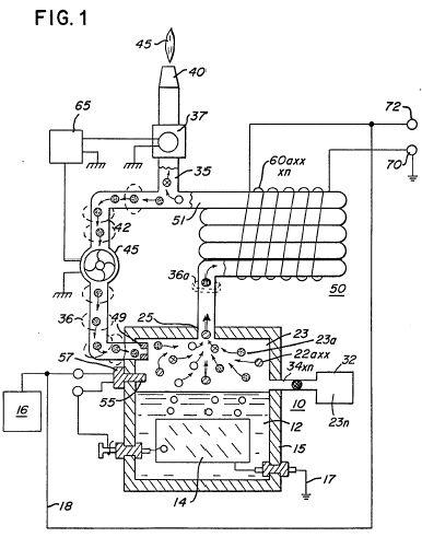 Hydrogen Generator Hydrogen Generator Circuit